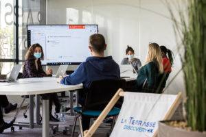 Coworking et business